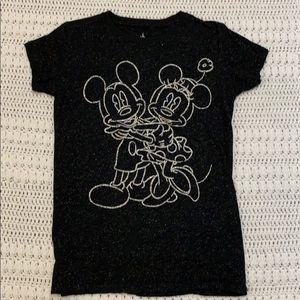 "Women's ""Disney"" tee shirt."